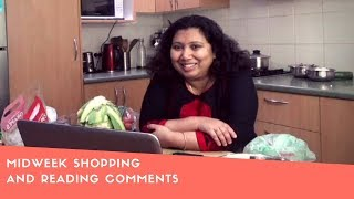 Bengali Vlog- Midweek Shopping and Reading Comments By Foodie's Hut Life