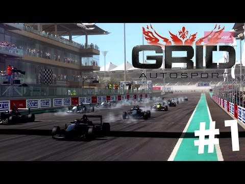 GRID Autosport Play-Thru! #1
