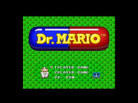 Tetris & Dr  Mario (SNES) -- Wii VC Inject by saulfabreg (Dr  Mario Test)