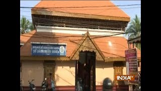 Tension grips Kerala as Sabarimala temple to opens gates for women shortly