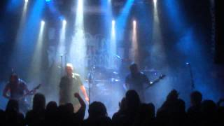 Impaled Nazarene - Flaming Sword Of Satan live@ Klubi, Turku