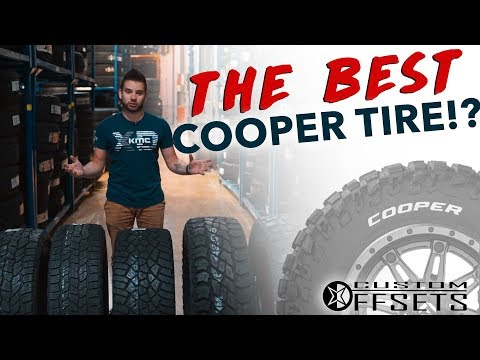 The Cooper Tires Lineup: Which One Is The Best?