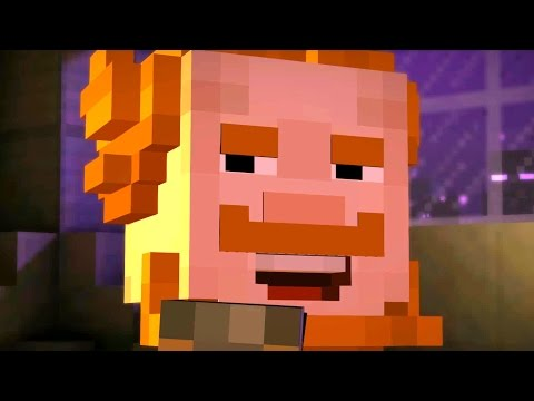 Minecraft: STORY MODE - STRONGEST TNT IN THE WORLD!! [11]