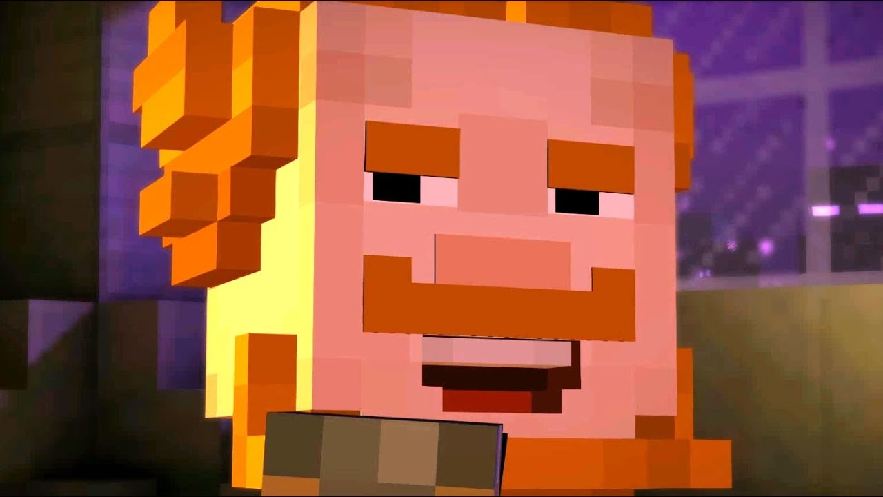 Minecraft STORY MODE STRONGEST TNT IN THE WORLD 11