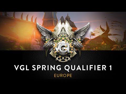 BacktoBasic vs Angry Pandas Black - Match 2 - VGL EU Spring Qualier 1 - RO 16