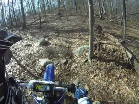 Connecticut Trail Riding 3/19/10