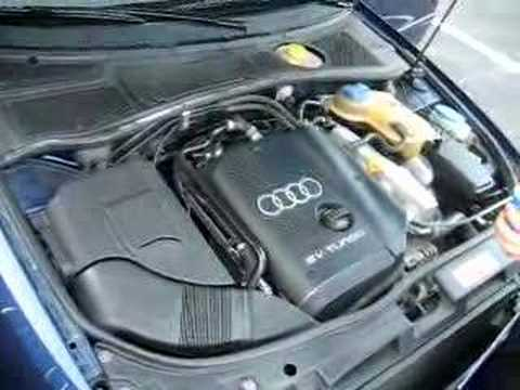 First Time Seafoam B5 Audi A4 1 8t Youtube