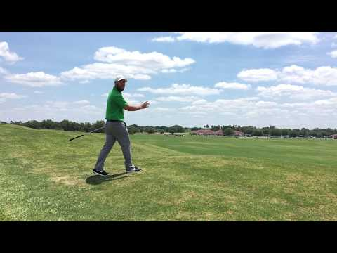 The Gravity Golf Swing Sequence - 4 Part Series - Part 4: The Turn
