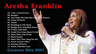 Aretha Flanklin Greatest Hits - Top 20 Best Songs Of Aretha Flanklin