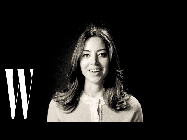 Aubrey Plaza on Sexy Halloween Costumes and Being Cast for Parks & Rec | Screen Tests | W Magazine