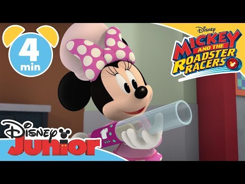 Mickey and The Roadster Racers  Hot Dog Diner 🌭  Magical Moment ✨  Disney Junior UK