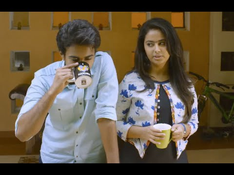 Lovely Romantic Proposal Scene between Avika and Santhosh - Thanu Nenu Movie - Ravi Babu - Ram Mohan