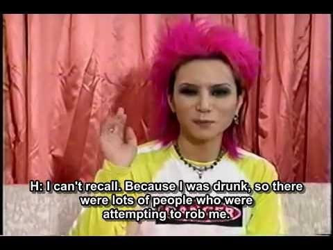 【English Subs】X JAPAN hide Beauty and Stupid studio live 1996