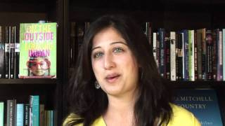 Rupinder Gill, author of On the Outside Looking Indian - Random House Canada