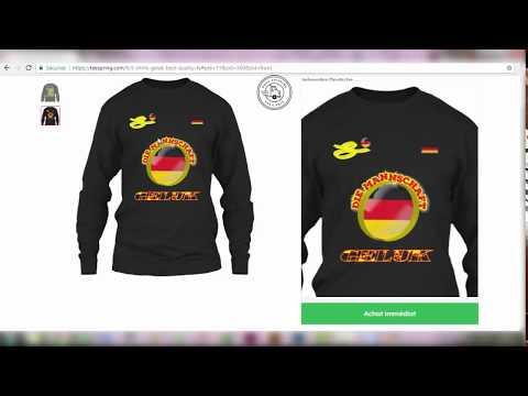 T-Shirts geluk best quality fabrics
