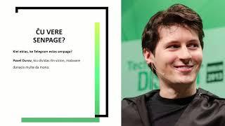 VK 2020: Telegram en Esperanto (Yves Nevelsteen)