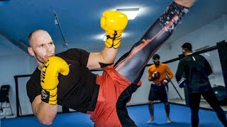 MMA Homestory - Flying Uwe