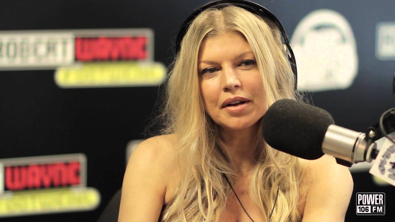 Leaked Fergie