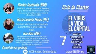 El virus, la vida, el capital - 7º Sesión - RICDP
