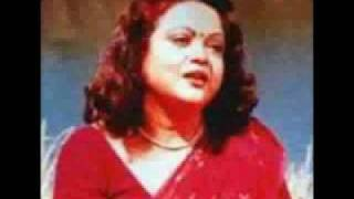 Bangla Folk Song By Sabina Yasmin : Amar Galar Haar