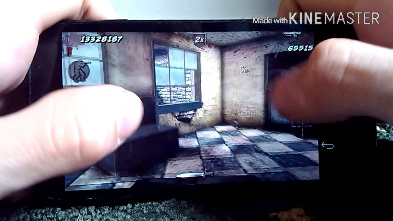 Call Of Duty Black Ops Zombies Mod For Android Youtube