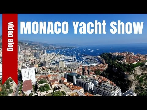 The Best Yachts on Display at Monaco Yacht Show