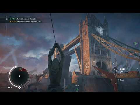 Ns Primeira Guerra Mundial -  Assassin's creed Syndicate  com Lydia Frye  (PC Version: Medium)