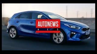 видео Kia Ceed нового поколения в РФ - все цены