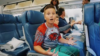 andrew come on really? we are traveling to europe, our flight gets delayed, and he lost his phone! can we get this video to 1236 likes?? do you want more ...