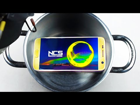 Liquid Nitrogen vs Samsung! - Beast Reacts