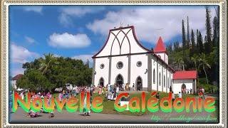 L'Assomption [Chapelle de la Vierge] Ile des Pins Nouvelle Calédonie ニューカレドニア.イルデパン島のVao村の教会「聖母被昇天祭」