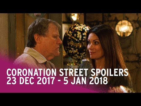 Coronation Street spoilers: Christmas 2017 and New Year storylines - Corrie