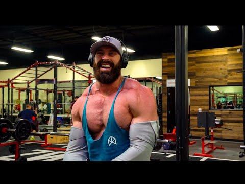 EVERYDAY IS CHEST DAY: FULL ROUTINE DAY 1