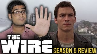 The Wire - Season 5 Review