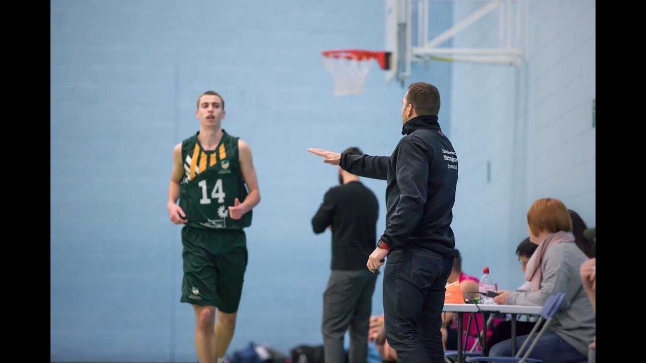 Coach MD: The man hoping to reclaim the Varsity crown for UoN Basketball