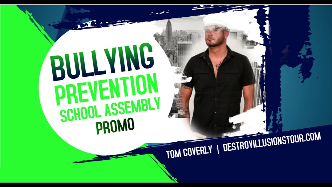 NEW school assembly promo video