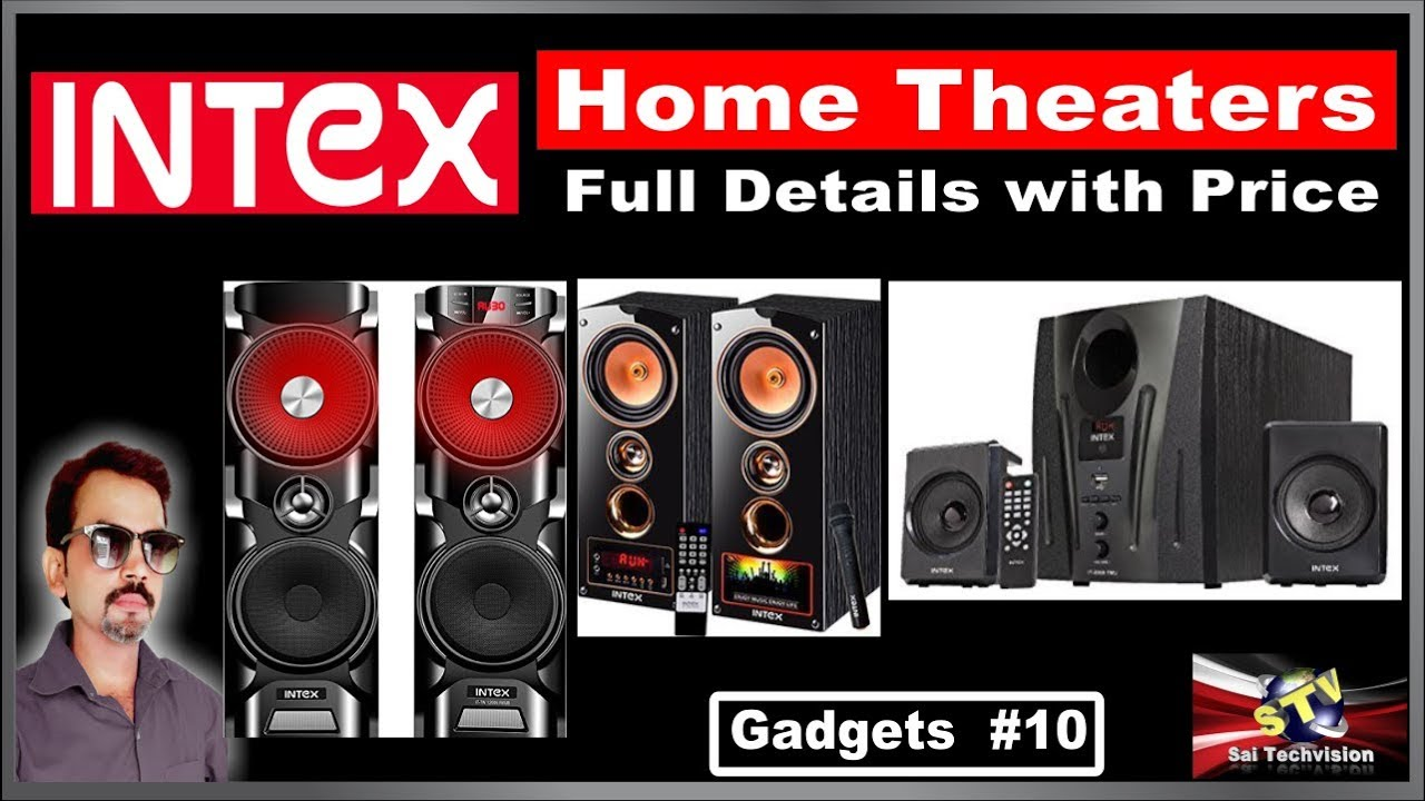 Intex Home Theaters Full Details with Price in Hindi #10