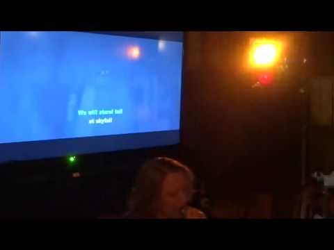 Feb 8 2014 apple valley legion karaoke