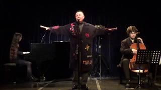 """Showcase  """"Lignes de Vie"""" avec FHOM, le 29 Janvier 2020, au Théâtre de l'Ile Saint-Louis à Paris"""