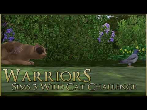 The Green-Leaf Hunt Begins!! 🌿 Warrior Cats Sims 3 Legacy - Episode #83