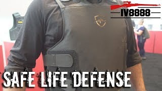 SHOT SHOW 2020: Safe Life Flexible Rifle Armor