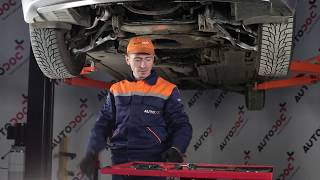 Wie RENAULT DAUPHINE Motorhalter auswechseln - Tutorial
