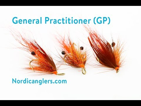 Fly Tying Instruction On How To Tie The Gp Variant