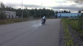Yamaha R1 Drift