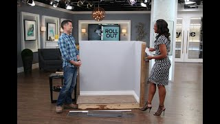 How to install a floating hardwood floor in a single weekend