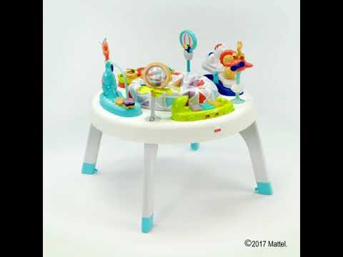 b54ae1a76 Fisher-Price 2-in-1 Sit-to-stand Activity Center