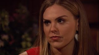 Hannah Brown Asks Producers to Intervene After Luke P. Drama on The Bachelorette