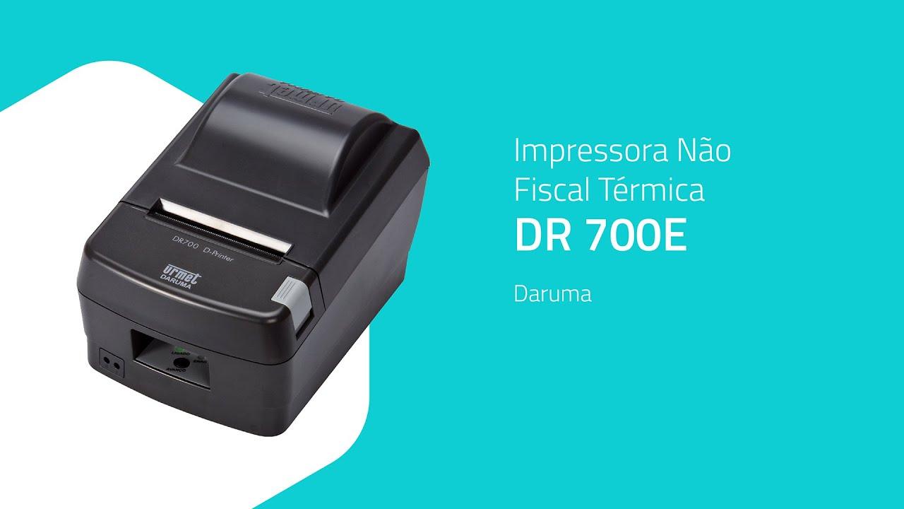 DARUMA DR700 D PRINTER DRIVERS WINDOWS 7
