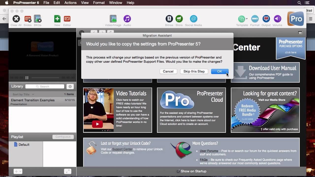 Propresenter 5 For Mac Download