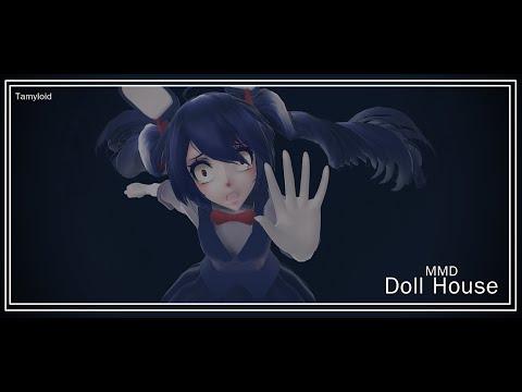 [MMD x FNAF] .::Doll House::.